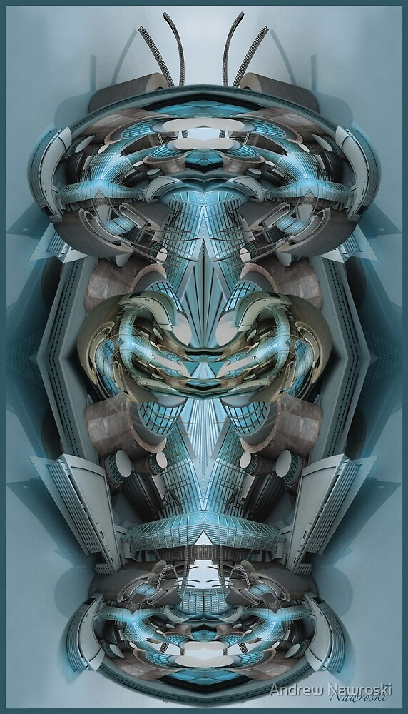 Scarab. by Andrew Nawroski