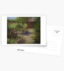 The Shed Postcards