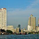 High Rise, Bangkok, Thailand. by johnrf