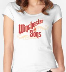 Winchester & Sons Women's Fitted Scoop T-Shirt