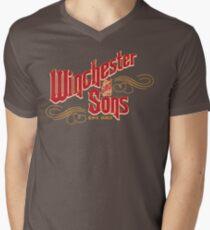 Winchester & Sons Men's V-Neck T-Shirt