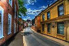 Northgate in Beccles by Nigel Bangert