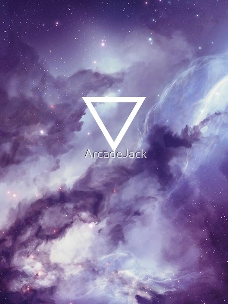 Geometrisch // Galaxie von ArcadeJack
