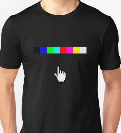 3 Bit Colour Palette T-Shirt