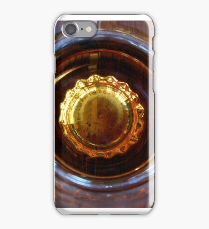smell of whiskey iPhone Case/Skin