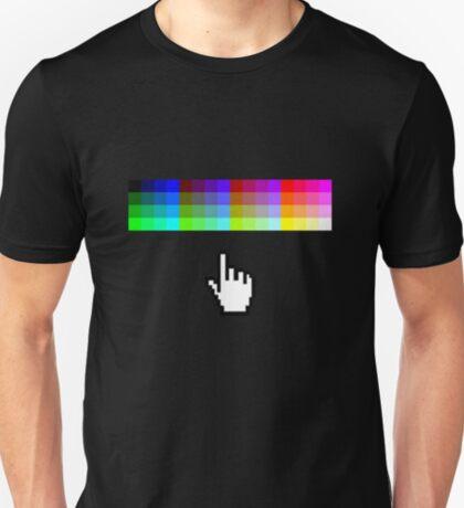6 Bit Colour Palette T-Shirt