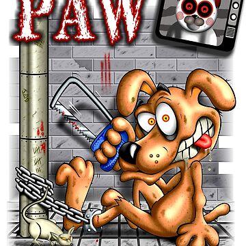 PAW (parody) by LinkArtworks