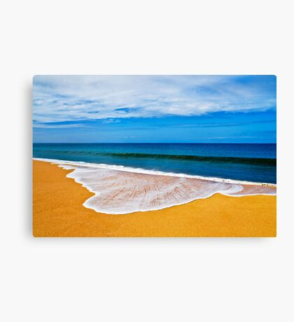 Room for Thoughts Canvas Print