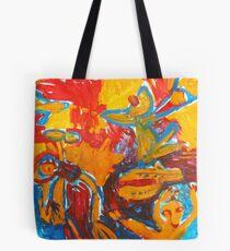 colour of life Tote Bag