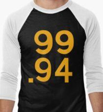 Above Average Men's Baseball ¾ T-Shirt