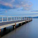 Lake Illawarra Jetti by Ryan Conyers