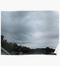Cumulonimbus 94 Poster