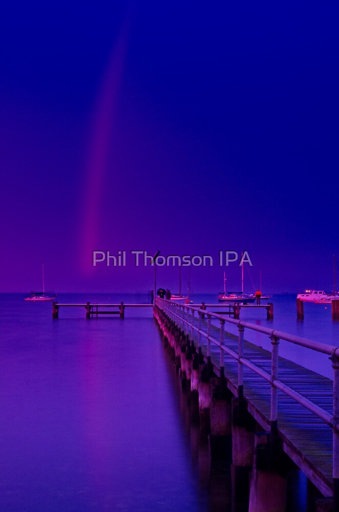 """An Evening Covenant"" by Phil Thomson IPA"