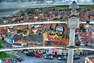 View from Southwold Lighthouse by Nigel Bangert