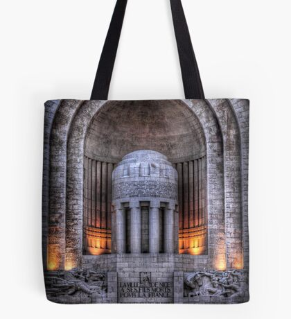 Monument aux Morts Nice Tote Bag