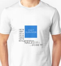Failed Armageddon Dates Unisex T-Shirt