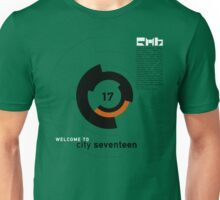 Welcome to City 17 Unisex T-Shirt