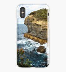 Sea Cliff, Eaglehawk Neck, Tasmania iPhone Case/Skin