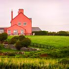 The Farm House, co Galway, Ireland by Yannik Hay