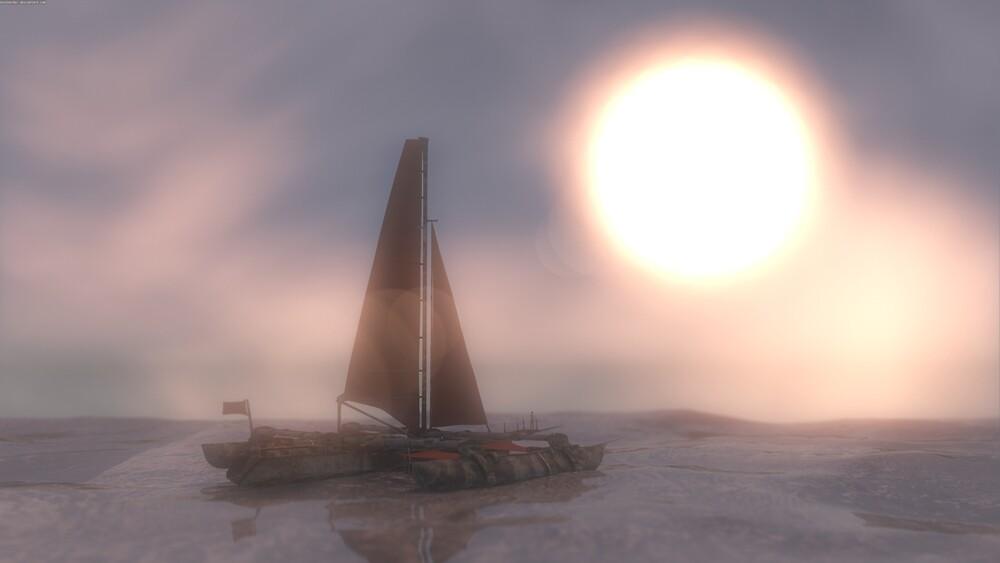 To new horizons by TGDigitalART