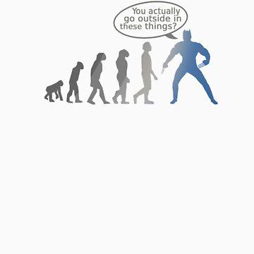 Evolution by rizzwizz