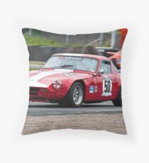 Chased Throw Pillow