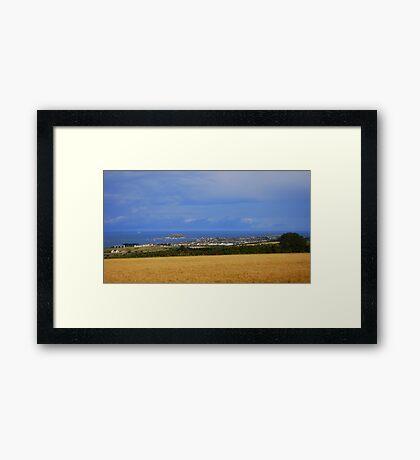 Skerries Framed Print