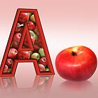 A is for Apple von Irisangel
