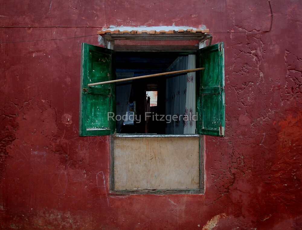 Windows Around The World 3 by Roddy Fitzgerald