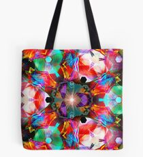 Three Layer Guinea Pig Abstract  (UF0412) Tote Bag