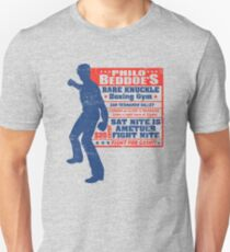 Philo Beddo's Bareknuckle Boxing Gym T-Shirt