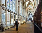 North Wall of Yorkminster by Yukondick