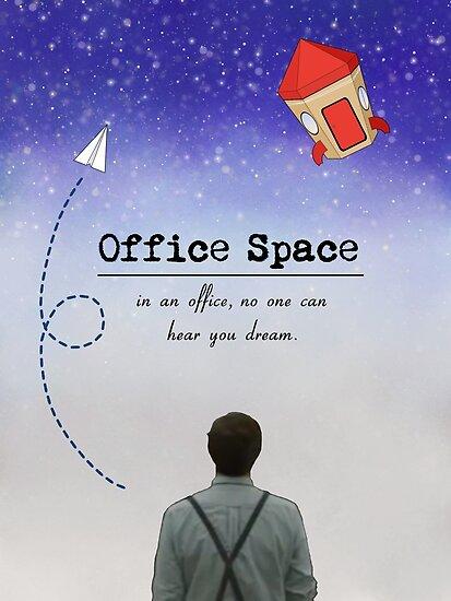 Office Space by Fix-it-Fran