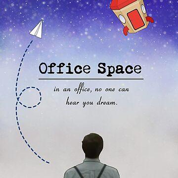 Espacio de oficina de Fix-it-Fran