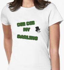 Die, Die Misfits inspired tee Women's Fitted T-Shirt