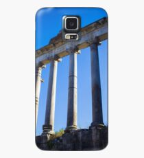 Temple of Saturn, Rome Case/Skin for Samsung Galaxy