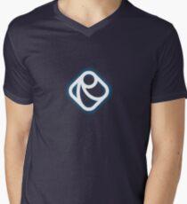 Raphaël.js Men's V-Neck T-Shirt
