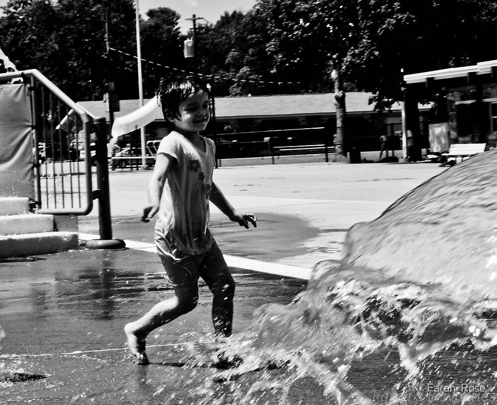 Water world of joy! by Farah  Rose