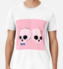 Lovely skulls  Premium T-Shirt