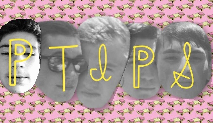 P-Tips Official Sticker v5 by Josh Young