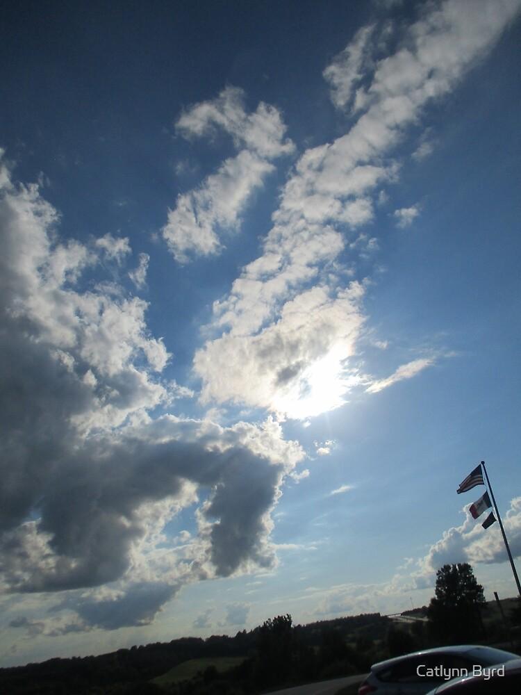 Cloud 4 by Catlynn Byrd