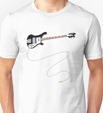 Model 4003 Bass - Jet Glo T-Shirt