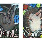 Seasons by Jennifer Kilgour