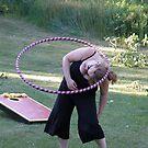 Hoop Trick #1 by AuntieJ