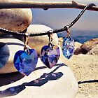 Blue hearts.... by fruitcake
