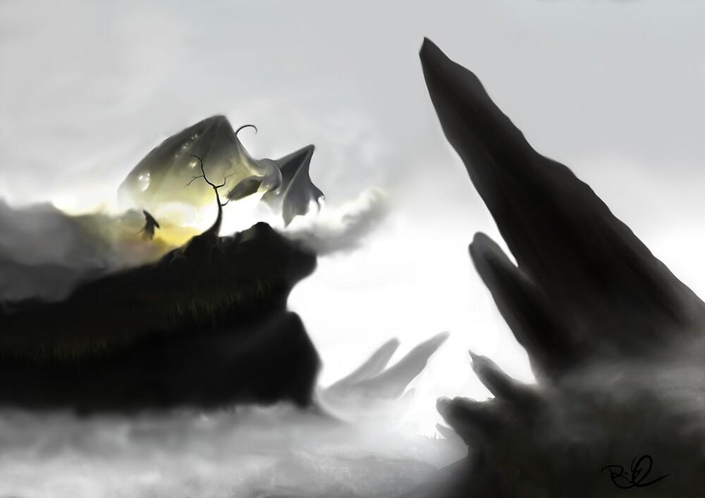 Dragon by Darrel Leigh
