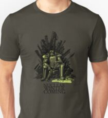 Nuclear winter is coming Slim Fit T-Shirt