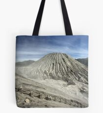 View from Bromo Mountain (Gunung Bromo) Tote Bag