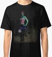 Frankenstein Pin up tee Classic T-Shirt