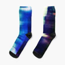 let's hear it for the vague blur Socks